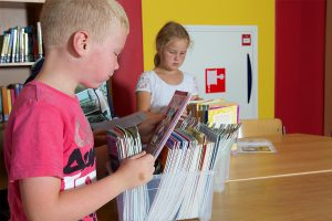 OBS de Dukdalf kinderen lezen
