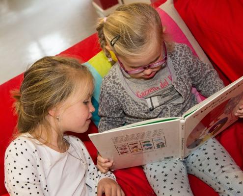 OBS de Dukdalf Dronten lezen onderbouw