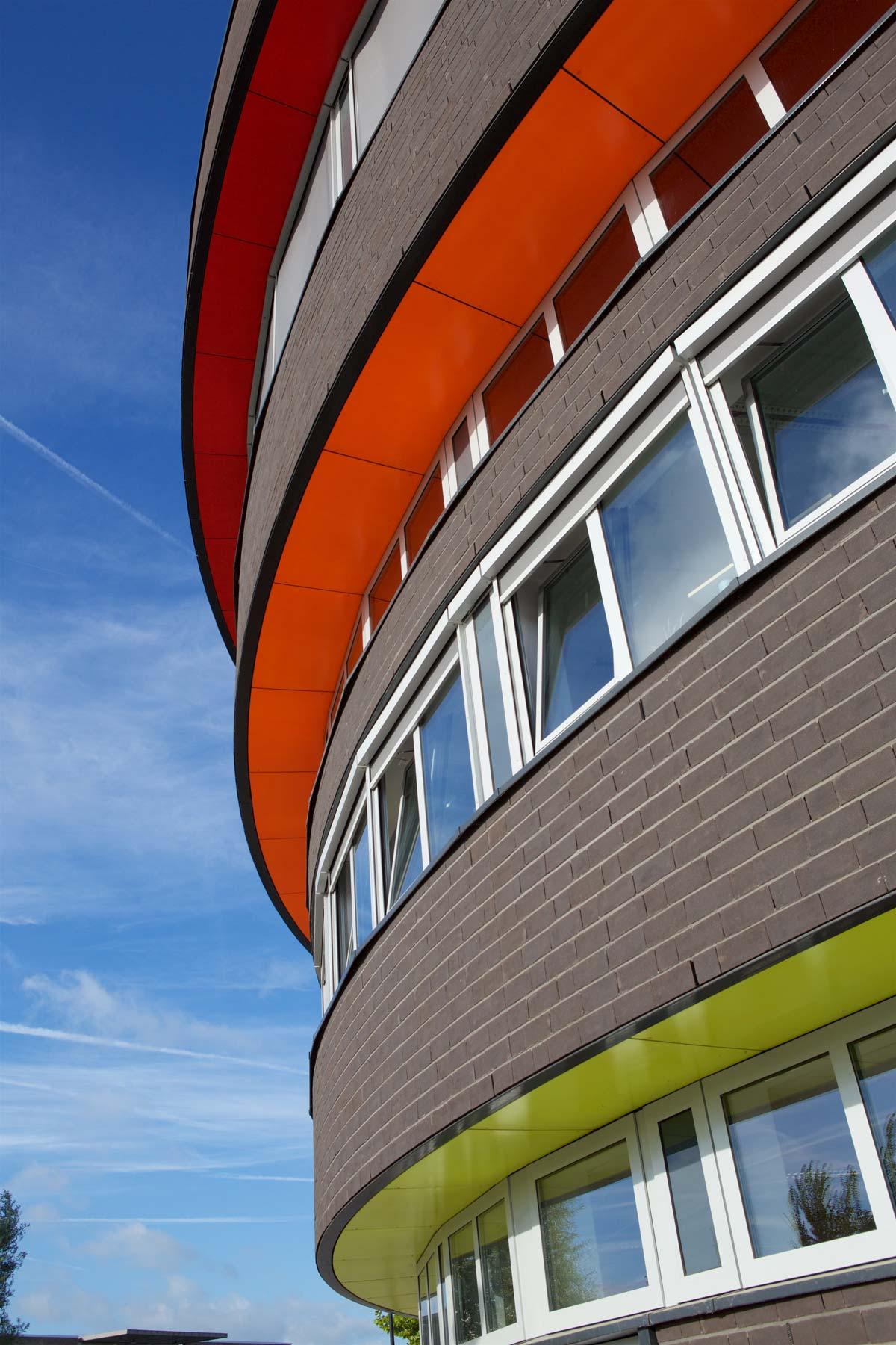 OBS de Dukdalf Dronten schoolgebouw